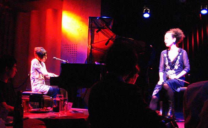 '07年「南青山MANDALA」live photo